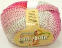 Euro Baby MAYPOLE Double Knitting Yarn / Wool 100g - 11 Peach Sundae